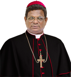 Bishop Cletus Chandrasiri